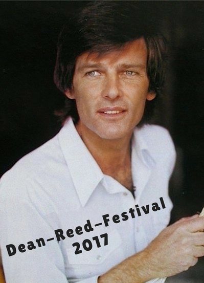 Dean Reed Festival 2017 8.September, Berlin Willi-Münzenberg-Saal