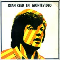 LP Dean Reed in Montevideo