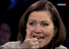 Renate Blume 2009 in der MDR-Talkshow