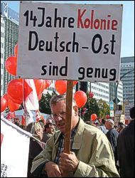 Demo am 2.10.2004 in Berlin